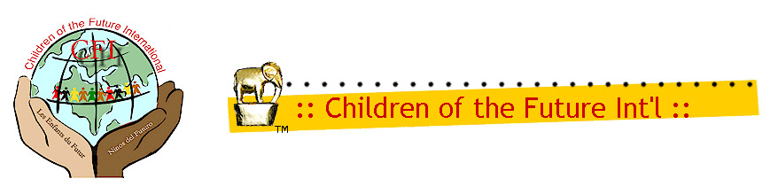 Children of the Future International Logo